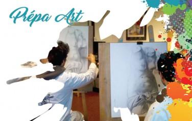 Prépa Artistique formation professionnelle en art Froggy Art