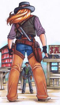 Illustration stage BD Manga lyon